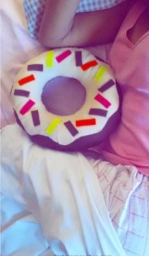 Cojín Donut!