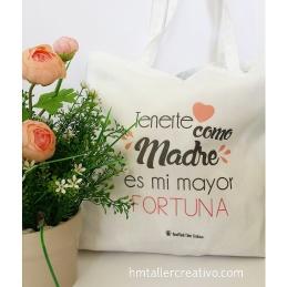 Bolsa para que Mamá lleve tu amor a todos lados!