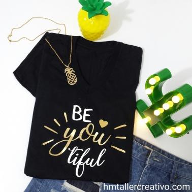 Tshirt- HandMade Taller Creativo B.