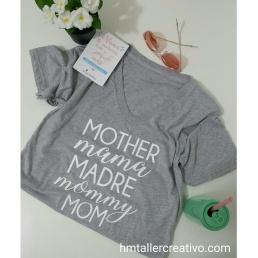 Tshirt Madres-HandMade Taller Creativo (2)