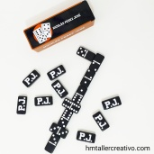 HandMade Taller Creativo- dominó 2