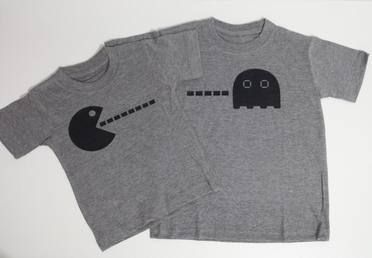 Tshirt Pac-Man